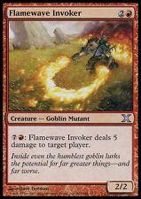 2x EVOCATORE DI ONDAFUOCO - FLAMEWAVE INVOKER Magic 10E Mint
