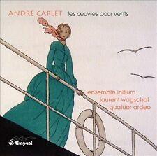 Andr' Caplet: Les Ouvres pour Vents (CD, Jun-2013, Timpani)