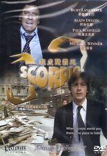 Scorpio DVD Burt Lancaster Alain Delon Paul Scofield R0 NEW
