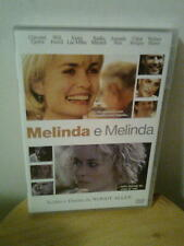 "FILM IN DVD   ""MELINDA & MELINDA"" - U.S.A. 2004"