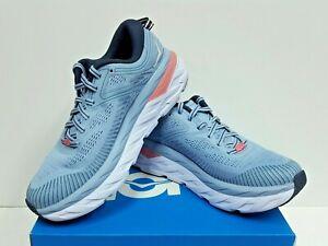 HOKA ONE ONE BONDI 7 Women's Running Shoes Size 7 USED