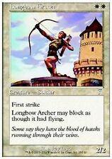 *MRM* FRENCH 4x Archer à l'arc long - Longbow Archer MTG 7th edition