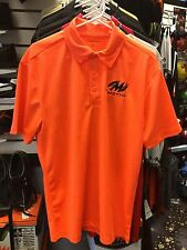 Motiv Bowling HyperShock Polo - Small Neon Orange