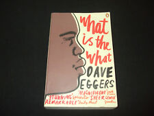 Dave Eggers - What is the What  - in Englisch
