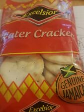 Excelsior Jamaican crackers 6 x 300g ( 1 box of 6)