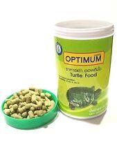 Turtle Food Optimum Aquatic Animal Pet Feed Reptile Water Calcium VitaminA D 40g