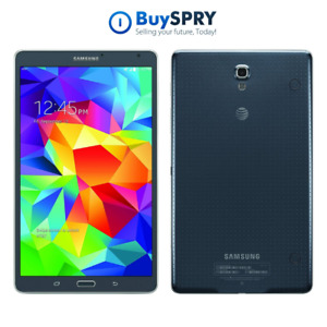 Samsung Galaxy Tab S T707A 🌌 WiFi 4G Charcoal Gray 16GB AT&T Locked Brand New ✨