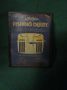 Atari 2600 games-Untested-Fishing Derby