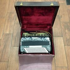 Crucianelli Pancordion Mother of Pearl-Italy/USA Accordion-120 Bass-41 keys