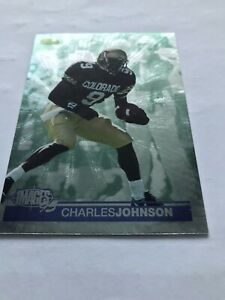 Classic NCAA Images 95 Charles Johnson