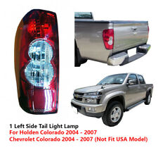 REAR TAIL LIGHT LAMP (Left Side) FOR CHEVROLET COLORADO PICKUP PICK-UP 2004-2007