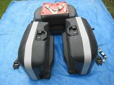 YAMAHA XJ 900 1996 MOTOR BIKE HARDCASE SADDLEBAGS PAY ON PICKUP ALTONA MEADOWS