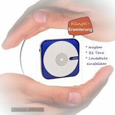 Zusatz Klingel für Klingel Erweiterung tragbarer Empfänger v. Maag Electronic