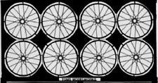 Tom's Model 505 x N 1/32 Spoked Aircraft Wheel Set
