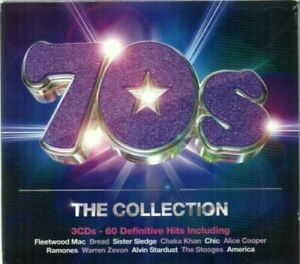 70's, The Collection - Various Artists [CD, 2012]