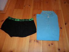Énergie Polo Taille L en turquoise + énergie Boxer taille XL