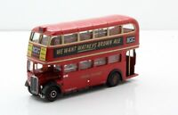 1:76 SCALE EFE 16406A AEC RT (ROOF BOX) SUBSCRIBERS SPECIAL CORONATION DAY (AE)