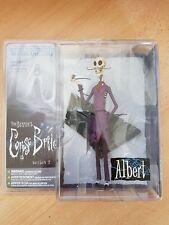 Tim Burtons Corpse Bride. Albert series 2 figure McFARLANE