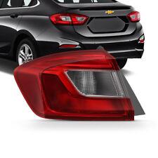 16-18 Chevy Cruze Sedan Factory Style Left Side Outer Corner Tail Brake Light