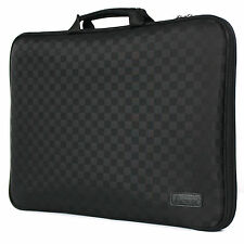 Wacom Cintiq 12WX Tablet Case Sleeve Pouch M-Foam Protection Bag Checkered