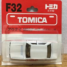 TOMY TOMICA Made in Japan F32 AUDI 5000 turbo  Pocket Cars Japanese diecast