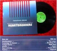 LP Heartbreakers - Tangerine Dream - Soundtrack (Virgin)