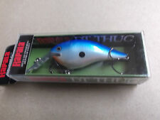Older Rapala Wood DT Thug,DTTSS,BLP,Blue Pearl,Discontinued Color