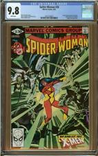 Spider-Woman #38 CGC 9.8 X-Men Appearance
