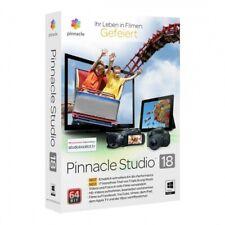 Pinnacle Studio 18 Standard Neuware vom Fachhändler