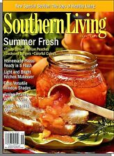 Southern Living - 2003, June - Summer Fresh, Azalea Pruning, Easy Window Shades