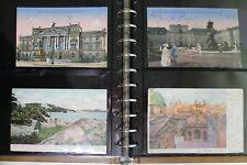 48 alte Ansichtskarten in einem Album - 703031