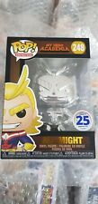 Pop Animation My Hero Acdemia All Might 248 chrome