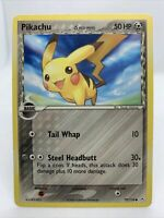 2006 Pikachu Ex Holon Phantoms Ultra Rare Pokemon Card Mint 79/110