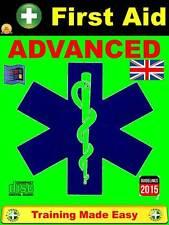 Avanzato Primo Soccorso-a terra & Offshore First Responder CPR formazione facile