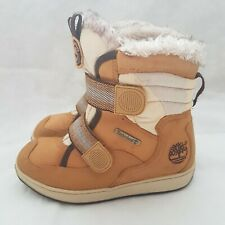 Timberland Thermolite Rugged Outdoor Boots Winter Kids Unisex UK 1/33 US 1.5