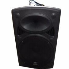 Impianto Audio Portatile Cassa Altoparlante 500W Trolley Multimediale Linq Wg-15