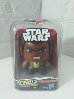 "Hasbro Star Wars Mighty Muggs Finn 4"" inch Vinyl Figure new"