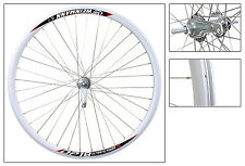 Wheel Rear 700c Weinmann DP18 Silver NMSW 36 Coaster Brake Shimano Silver