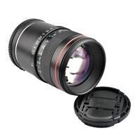 85mm F/1.8 Portrait Lens Manual Focus for Sony E-mount A6500 A6300 NEX-7 5 3
