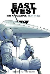 East of West HC The Apocalypse Year Three Hardcover Graphic Novel