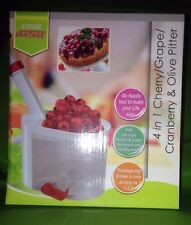 4 in 1 pitter cherry/grape/cranberry & olive  (Combined Shipping Available)