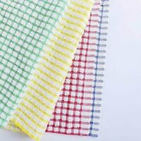 "24-Pack: 100% Cotton Absorbent Kitchen Washcloth Towel Set 13""x13"" Dish Cloth"