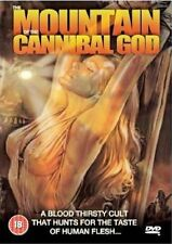 MOUNTAIN OF THE CANNIBAL GOD - DVD - UNCUT - DELETED - SERGIO MARTINO