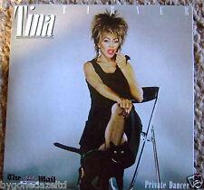 TINA TURNER - PRIVATE DANCER  THE MAIL PROMO CD ALBUM(FREE UK POST)