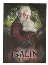 The Hobbit An Unexpected Journey Character Biography CB-05 BALIN