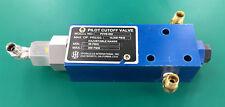 Hydraulics Pilot Cutoff Valve PCV-E002