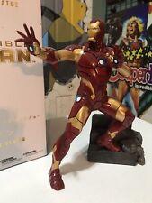 Kotobukiya Iron Man Fine Art Statue  Avengers Reborn Series New