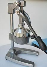 All Metal Grey Manual Heavy Duty Commercial Bar Citrus press Orange Juicer