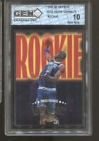 1995-96 Kevin Garnett Skybox #233 Gem Mint 10 Rc Rookie Boston Celtics