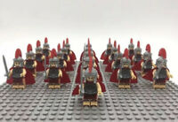 21x Roman Soldiers Mini Figures (LEGO Compatible)